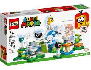 LEGO SUPER MARIO 71389 - IL MONDO-CIELO DI LAKITU - PACK DI ESPANSIONE