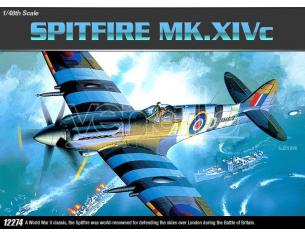 Accademy ACD12274 SUBMARINE SPITFIRE MK.XIV-C KIT 1:48 Modellino