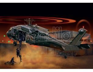 Italeri IT1328 ELICOTTERO UH-60/MH-60 BLACK HAWK KIT 1:72 Modellino