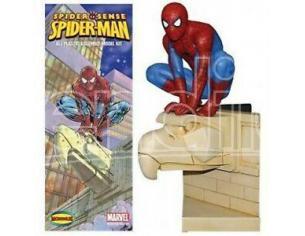 Spider-man Model Kit All Plastica Assembly Moebius