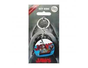 Jaws Metal Portachiavi Edizione Limitata Fanattik