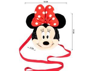 Disney Minnie Peluche Borsa A Tracolla Cerdà