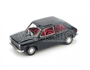 Brumm BM0500-07 FIAT 127 1971 BLU SCURO 1:43 Modellino
