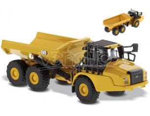 Diecast Master Dm85548 Cat 745 Articolato Truck 1:125 Modellino