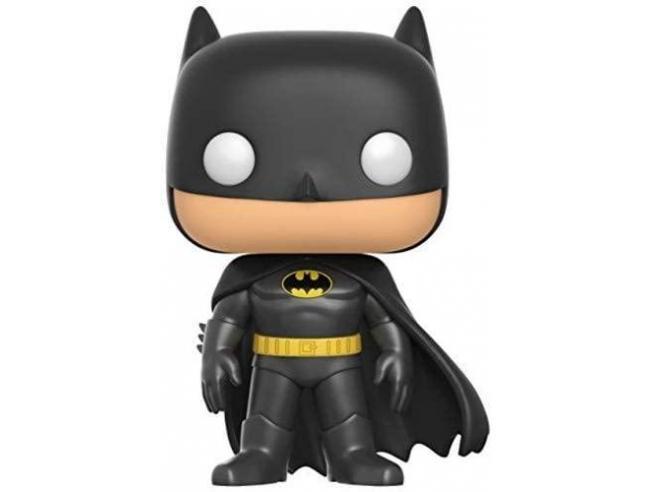 Dc Super Heroes Funko Pop Heroes Vinile Figura Batman 9 cm