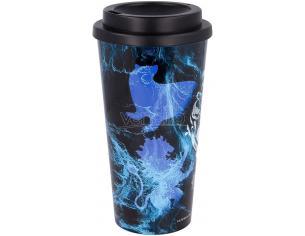 Harry Potter Bicchiere Caffè Doppia Parete Hogwarts 520ml Stor
