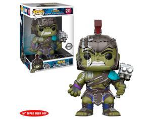 Thor Ragnarok Funko Pop Marvel Vinile Figura Hulk Gladiatore 25cm Esclusiva