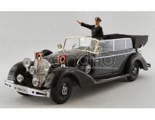 Rio Ri4650p Mercedes 770k 1942 Con Hitler E Driver Figures 1:43 Modellino
