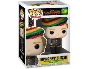Cool Runnings Funko Pop Movies Vinile Figura Irving Irv Blitzer 9 Cm