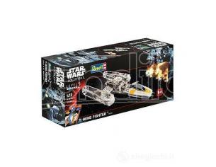 REVELL RV06699 STAR WARS ROGUE ONE Y-WING FIGHTER KIT 1:72 Modellino