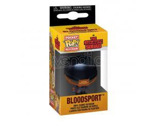 The Suicide Squad Pocket Pop! Vinile Portachiavis 4 Cm Bloodsport Display (12) Funko