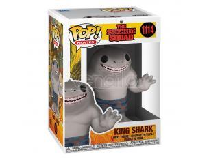The Suicide Squad Funko Pop Film Vinile Figura King Shark 9 Cm