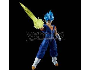 Rise Super Saiyan Figura God Ss Vegetto Model Kit 15 cm Bandai