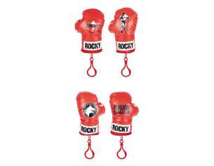 Rocky Peluche Portachiavis Boxing Guanti 12 Cm Assortment (4) Joy Toy