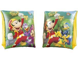 Coppia Braccioli Gonfiabili Mickey Mouse 23 x 15 cm Bestway 91002
