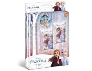 Coppia Braccioli Gonfiabili Frozen 25 cm Mondo