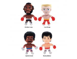 Rocky Peluche Figures Drago, Creed, Lang, Balboa 30 Cm Assortment (4) Joy Toy