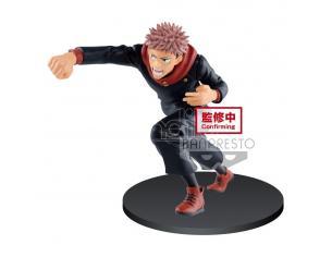 Jujutsu Kaisen Pvc Statua Yuji Itadori 12 Cm Banpresto