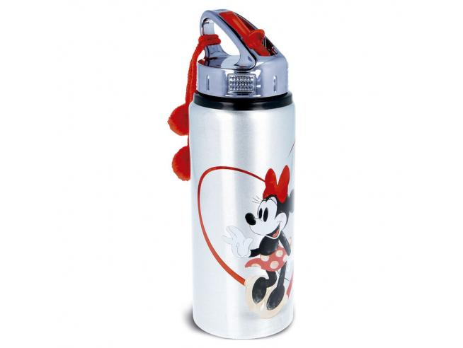 Disney Minnie Love Aluminium Sport Bottiglia Stor