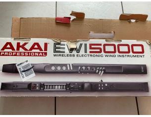 Akai Professional Sassofono Wireless Elettronico Ewi 5000 Usato