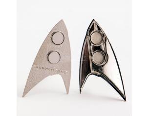 Star Trek Discovery Replica 1/1 Magnetic Starfleet Medical Division Badge Quantum Mechanix