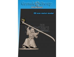 28 Mm Misaki The Warrior-nun Miniature E Modellismo Hot E Dagerous