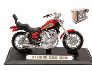 MOTORMAX MTM423 YAMAHA VX1000 VIRAGO 1986 1:18 Modellino