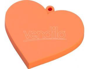 Nendoroid More Face Parts Case For Nendoroid Figures Heart Orange Version Good Smile Company