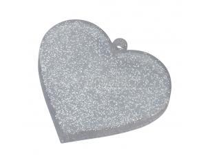 Nendoroid More Face Parts Case For Nendoroid Figures Heart Silver Glitter Version Good Smile Company