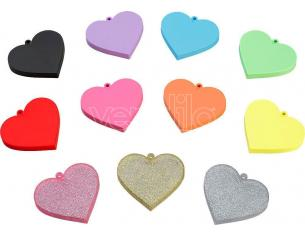 Nendoroid More Face Parts Case For Nendoroid Figures Heart Pink Glitter Version Good Smile Company