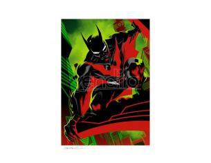 DC Comics Art Print Batman Beyond -37 46 X 61 Cm - Unframed Sideshow Collectibles