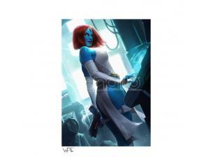 Marvel Art Print Mystique 46 X 61 Cm - Unframed Sideshow Collectibles