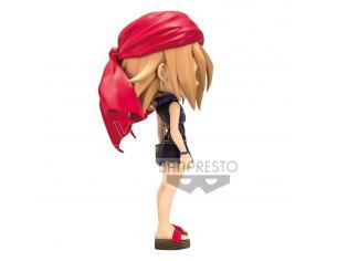 Shaman King Q Posket Mini Figura Anna Kyoyama Ver. A 14 Cm Banpresto