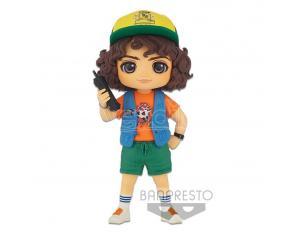 Stranger Things Q Posket Mini Figura Dustin 13 Cm Banpresto
