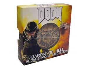 Doom Medallion Baron Level Up Edizione Limitata Fanattik