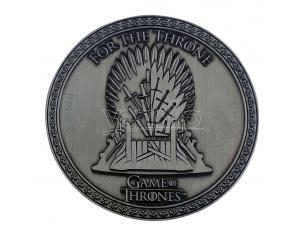Game Of Thrones Medallion Iron Edizione Limitata Fanattik