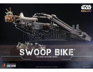 Star Wars The Mandalorian Action Vehicle 1/6 Swoop Bike 59 Cm Hot Toys