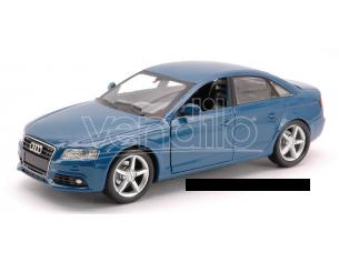 New Ray NY71076BL AUDI A 4 2008 BLUE 1:24 Modellino SCATOLA ROVINATA