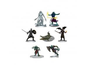 D&d Icons Of The Realms: Saltmarsh Pre-painted Miniatures Box 2 Wizbambino