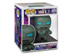 What If...? Oversized Funko Pop Marvel Vinile Figura The Hydra Stomper 15 Cm