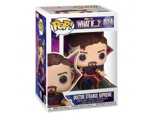 What If...? Funko Pop Marvel Vinile Figura Doctor Strange Supreme 9 Cm