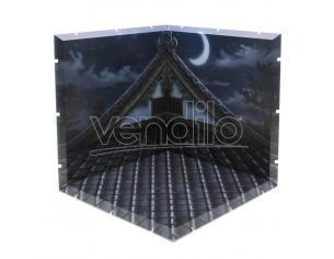 Dioramansion 150 Decorative Parts For Nendoroid E Figma Figures Rooftop Plm