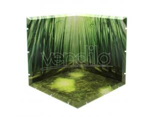Dioramansion 150 Decorative Parts For Nendoroid E Figma Figures Bamboo Forest (daytime) Plm