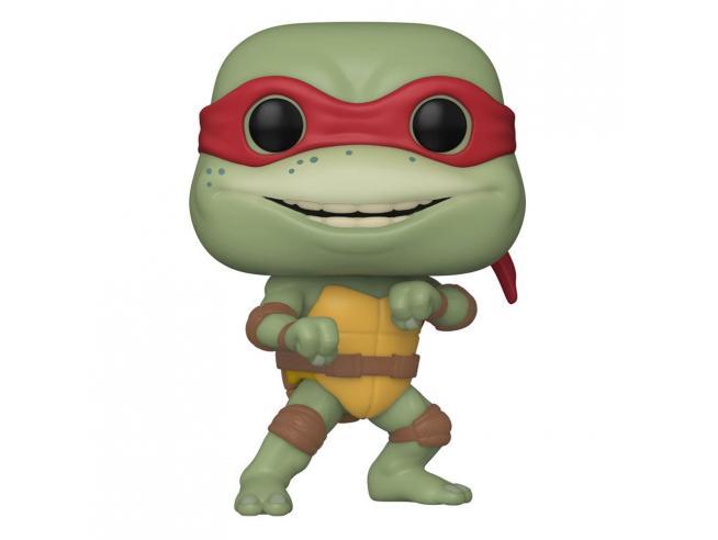 Tartarughe Ninja Funko Pop Film Vinile Figura Raphael 9 Cm