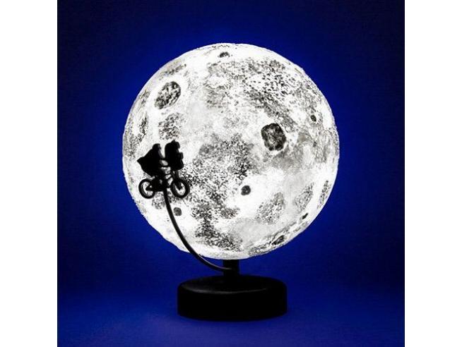E.T. The Extra-Terrestrial Mood Light Moon 20 Cm Fizz Creations