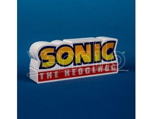 Sonic The Hedgehog LED-Light Logo Fizz Creations