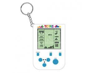 Tetris Mini Retro Handheld Video Game Portachiavi Fizz Creations