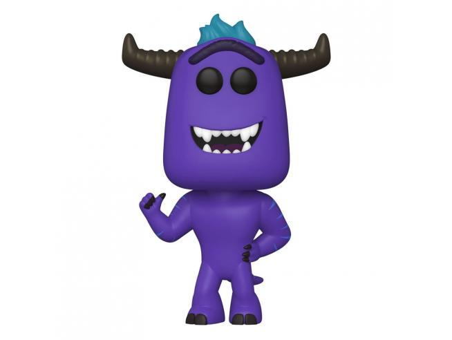 Monsters At Work Funko Pop Disney Vinile Figura Tylor Tuskmon 9 Cm