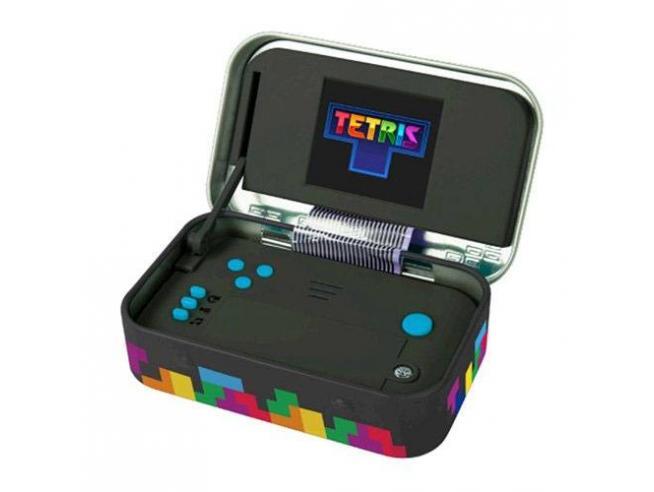 Tetris Arcade In A Tin Fizz Creations