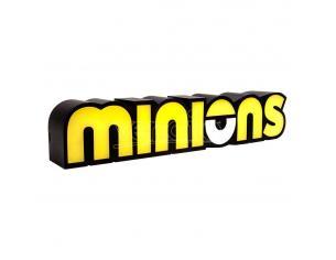 Minions LED-Light Logo 30 Cm Fizz Creations